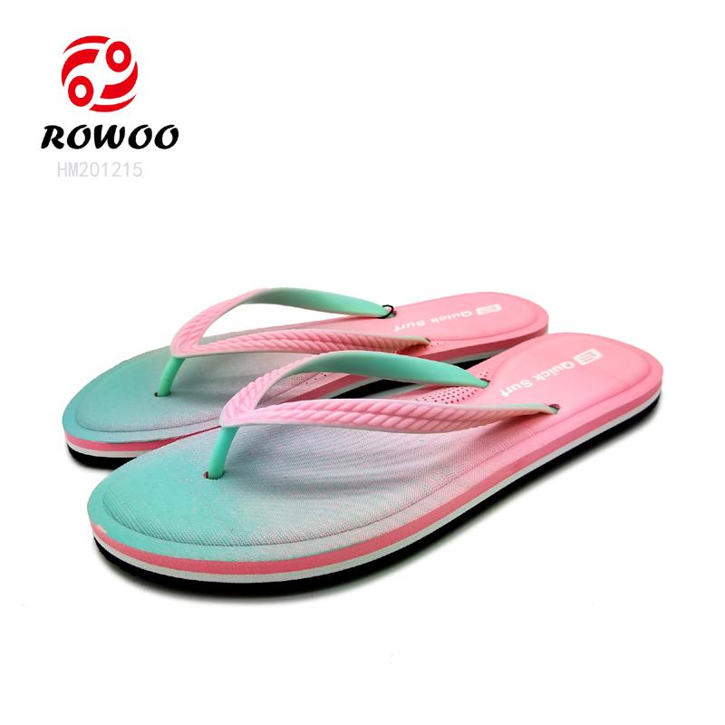 wholesale new design colorful EVA Flip-Flops slippers shoes