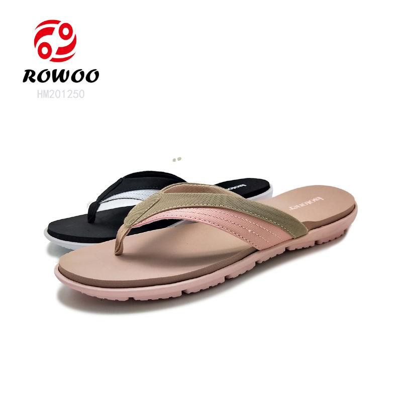 High Quality Women Sports Flip Flops Soft Bottom Outdoor Slippers Ladies Thong Flip Flops