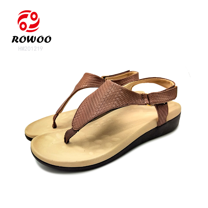 New style wedge sandals fashion good quality summer women's slippers